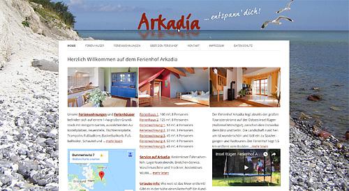 Wordpress und Webdesign von Anja Muchow, Bad Belzig