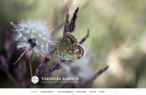Wordpress-Website Veronika Sabisch